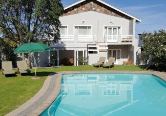 Large, up-market self catering guest house
