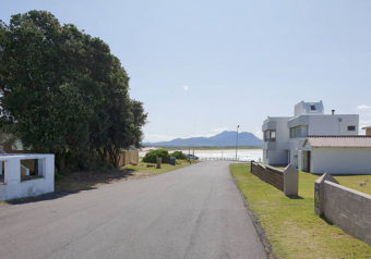 Walk to Kleinmond's main beach