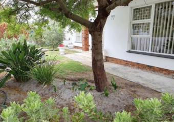 Comfortably furnished self-catering holiday house in Kleinmond